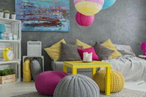 Naklejki na meble - idealny sposób na odświeżenie wnętrza